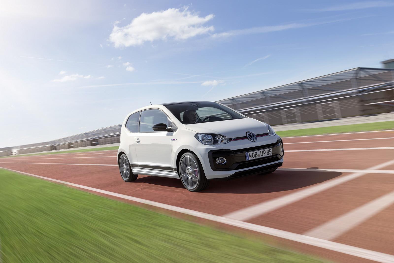 Foto de Volkswagen Up! GTI (1/17)