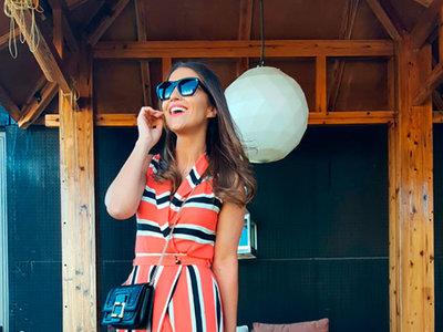 Paula Echevarría lanzará su propia linea de gafas para Hawkers en medio de la gran tormenta mediática
