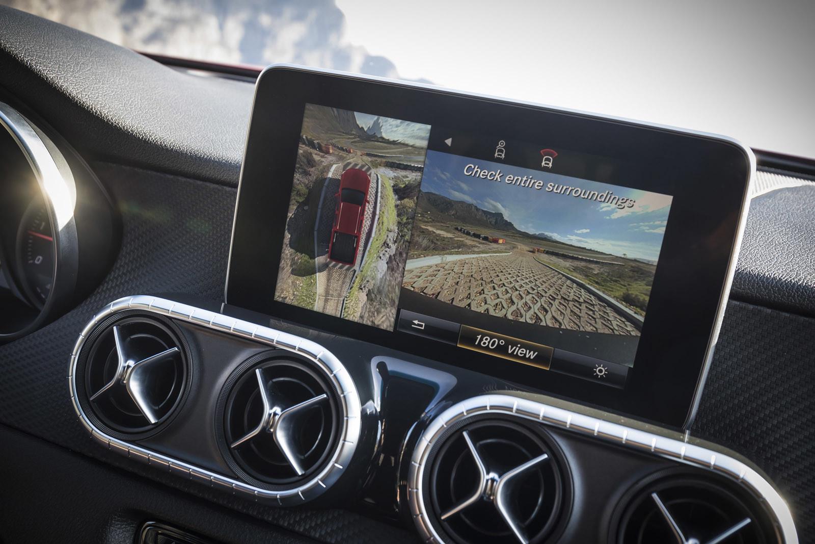 Foto de Mercedes-Benz Clase X, primeras impresiones (49/70)