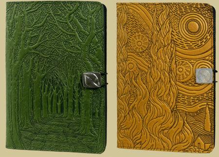 Fundas para Kindle en cuero artesanal: una pequeña maravilla