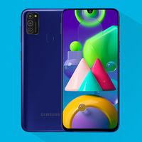 Samsung Galaxy M21: la gama media económica sube de nivel con cámara triple de 48 MP y una enorme batería