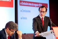 ¿Algo pasa con el Santander?
