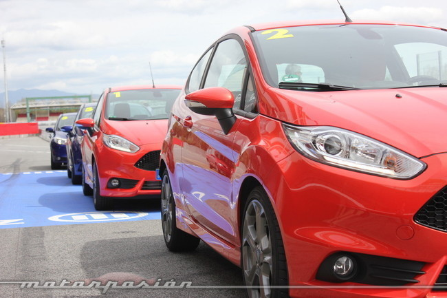 Ford Fiesta ST 2013, Montmeló