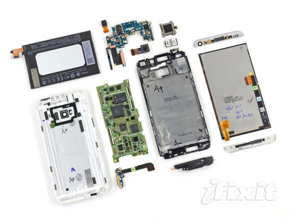 HTC One iFixit