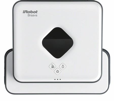 Olvídate de fregar y de pasar la mopa gracias al iRobot Braava 390T, que se encarga de esas tareas por 179 euros con esta oferta Amazon