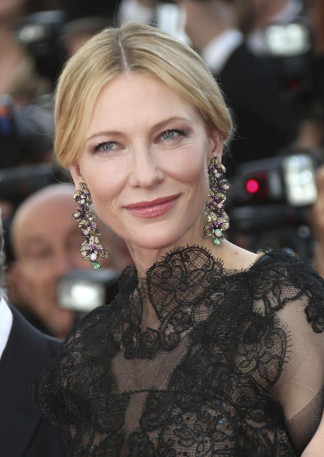 Festival De Cannes 2018 Cate Blanchet