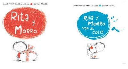 """""""Rita y Morro"""", bonito cuento ilustrado"""