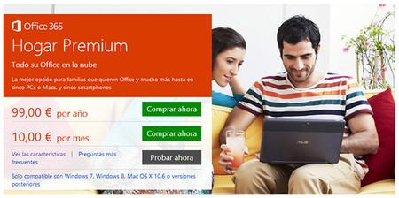 Office 365 Hogar Premium: claves de la suscripción de uso doméstico