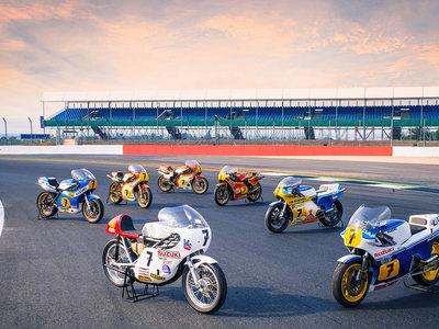 Tienes permiso para babear con estas 8 clásicas de ensueño que correrán el Classic TT 2017