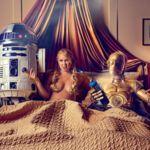 Amy Schumer pervierte 'Star Wars', la imagen de la semana