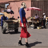 """Sfera reúne las tendencias favoritas de la temporada en su última campaña """"Portraits de Marrakesh"""""""