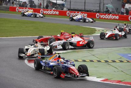GP2 Series: Calendario y equipos para 2009
