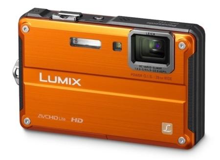 Panasonic Lumix DMC-TS2, cámara sumergible hasta 10 metros