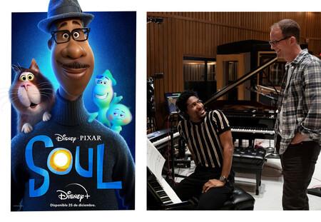 """""""Nos fastidió un poco descubrir que 'Soul' se estrenaría en Disney+ porque la hicimos para verse en pantalla grande"""". Pete Docter"""