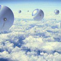 Mejorando la eficiencia de los paneles solares al colocarlos en globos de gran altitud