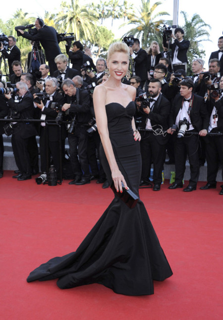 Judit Masco en Cannes