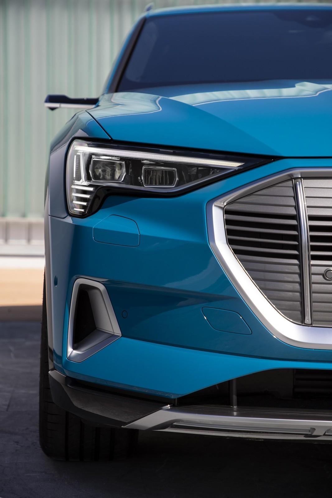 Foto de Audi e-tron (49/111)
