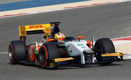 Hilmer Motorsport amplía su asociación con Force India hacia la GP3