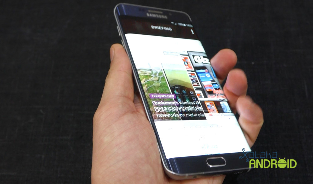Samsung Galaxy Note 5 y Galaxy S6 edge+