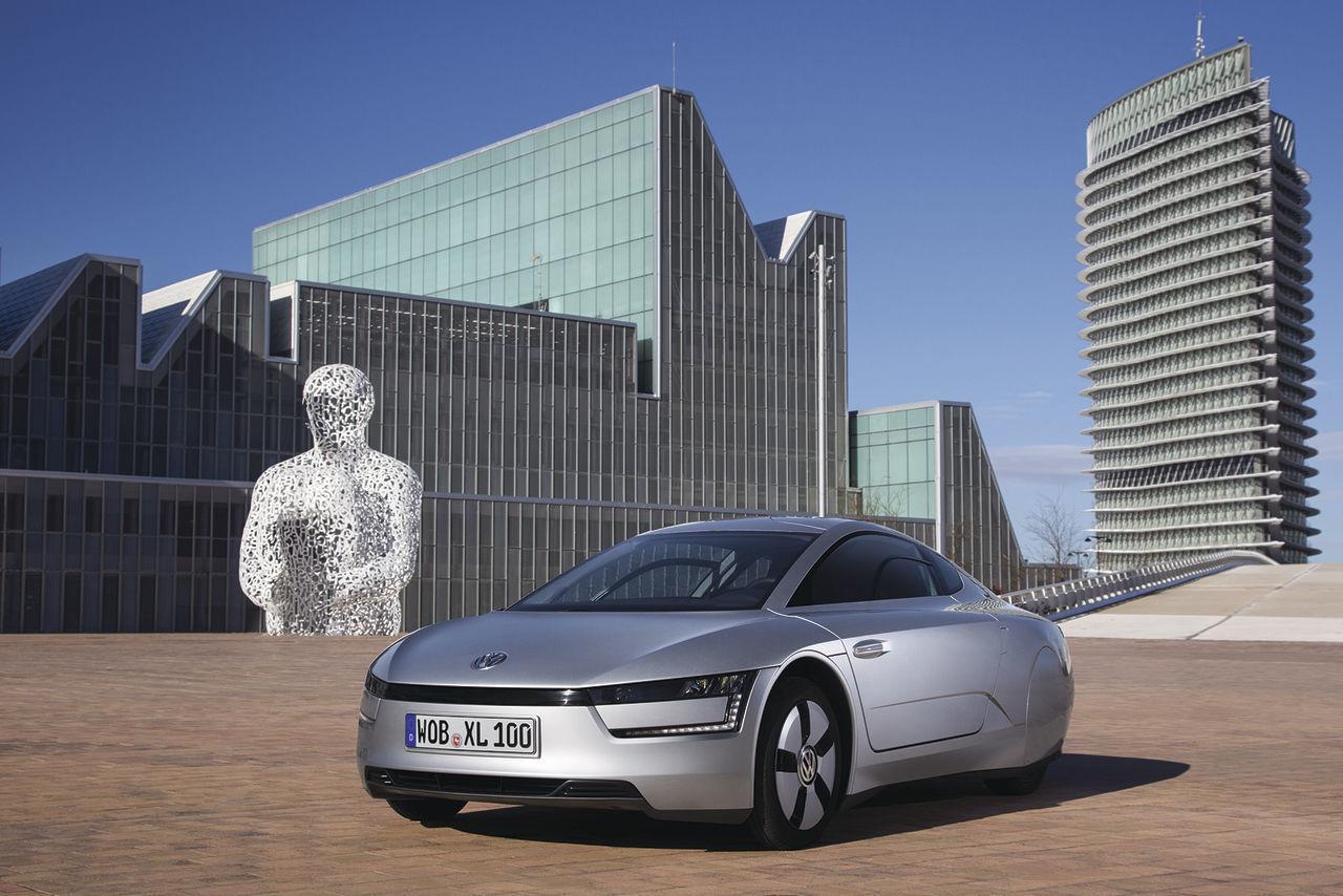 Foto de Volkswagen XL1 2013 (2/49)