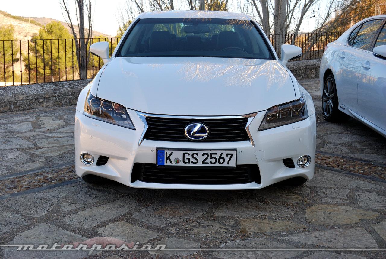 Foto de Lexus GS 300h (presentación) (4/22)