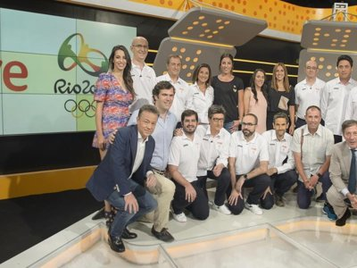Un, dos tres, responda otra vez: ¿Qué te está pareciendo la retransmisión de RTVE de los Juegos Olímpicos?