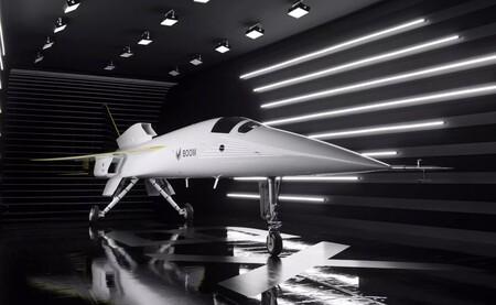 Boom presenta su prototipo de avión supersónico comercial: el XB-1 comenzará vuelos de prueba en 2021