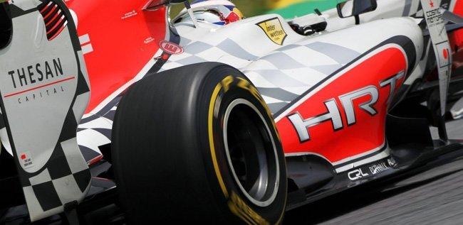 Fórmula 1, HRT Team