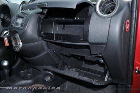 Nissan Micra CVT Guantera