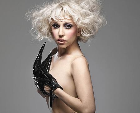 Foto de Lady Gaga en Q magazine (7/7)