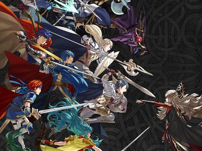 Ike, Mist, Soren y Titania son los nuevos personajes que se unirán mañana a Fire Emblem Heroes
