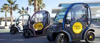 HappyDrive, una nueva oferta de ocio con coches eléctricos para turistas