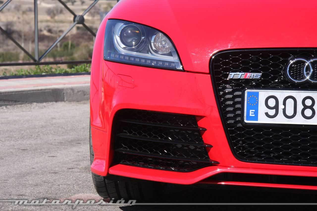 Foto de Audi TT RS S-Tronic (miniprueba) (45/51)