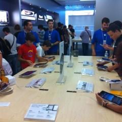 Foto 90 de 93 de la galería inauguracion-apple-store-la-maquinista en Applesfera