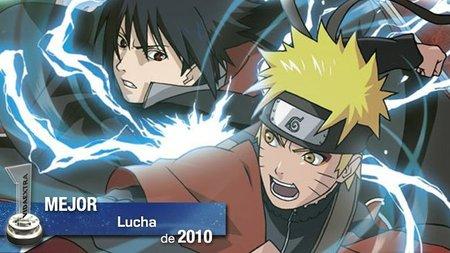 Mejor juego de lucha del 2010: 'Naruto Shippuden: Ultimate Ninja Storm 2'