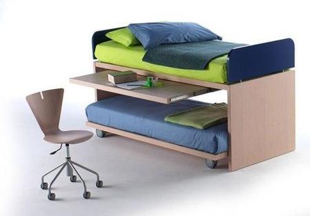 escritorio oculto