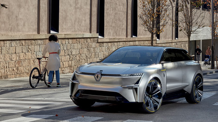 El Renault Morphoz Concept es un 'Transformer' capaz de cambiar de tamaño y batería