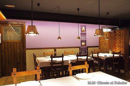 Restaurante All i oli en Martutene, Donostia