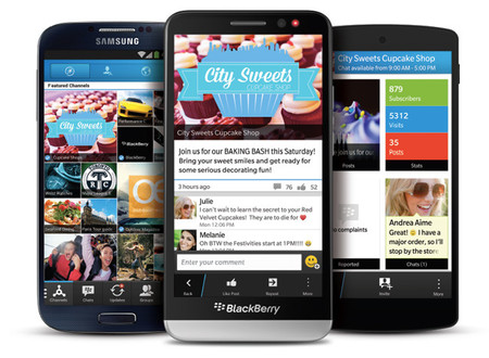 BlackBerry Messenger para Android se actualiza incorporando llamadas por voz