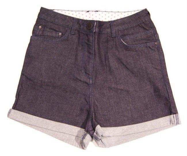 Bershka shorts vaquero
