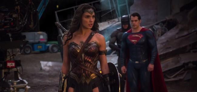 Batman V Superman... y Wonder Woman