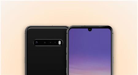 """El LG V60 ThinQ muestra su diseño en un nuevo vídeo filtrado: el módulo de cámaras y el """"notch"""" en U parecen volver a los V"""