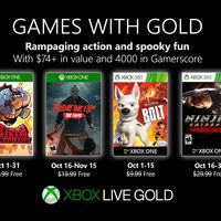 Friday the 13th: The Game y Ninja Gaiden 3: Razor's Edge entre los juegos de Games With Gold de octubre