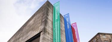 Centro Galego de Arte Contemporáneo, en Santiago de Compostela