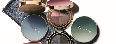 Este otoño, Clarins centra su colección de maquillaje en nuestros ojos, a los que da todo el protagonismo