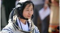 China envía a su primera mujer astronauta al espacio