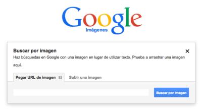 Cómo buscar si una imagen o foto es copiada con la búsqueda inversa de Google