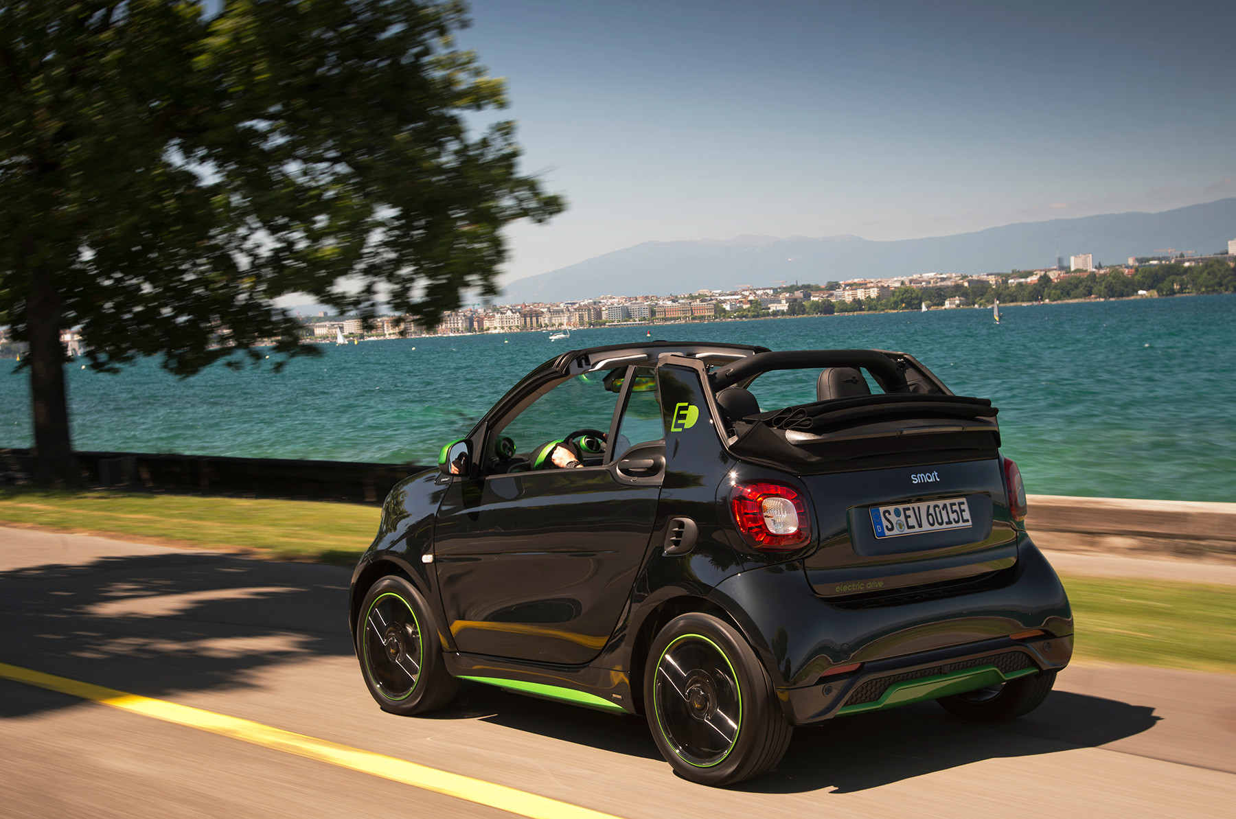 Foto de Smart FortTwo Cabrio Electric Drive (7/9)