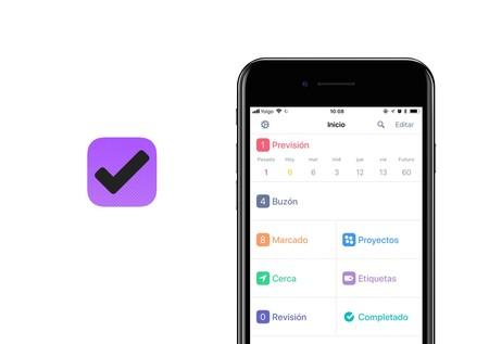 OmniFocus 3 para iOS: el gestor de tareas más potente de todos ahora es más polivalente gracias a etiquetas y otras mejoras