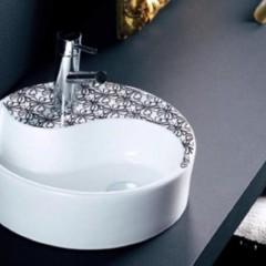 Foto 5 de 6 de la galería lavabos-decorados-de-bathco-con-accesorios-a-juego en Decoesfera